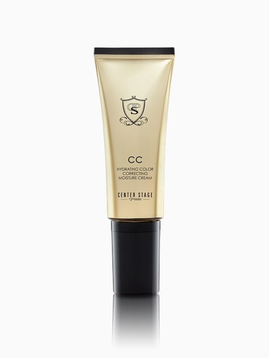 CC Hydrating Color Correcting Moisture Cream - 4N Natural