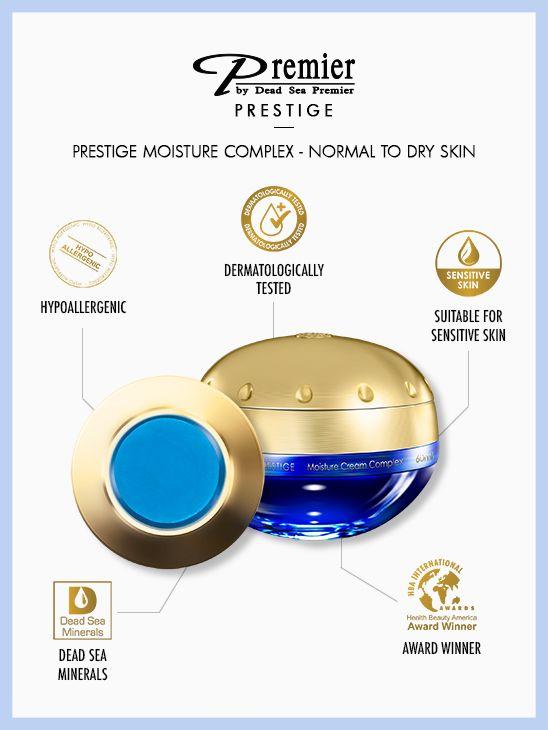 Prestige Moisture Complex - Normal To Dry Skin