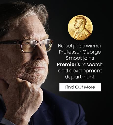 פרמייר ים המלח חוקר זוכה פרס נובל גורג סמוט